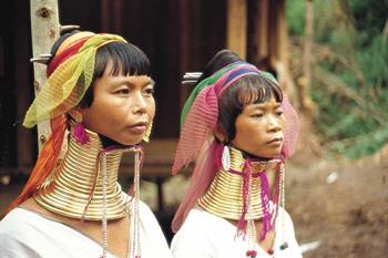 Doi Suthep Hill Tribes